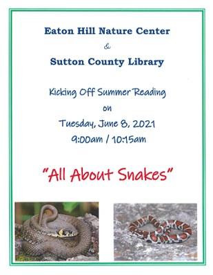 Eaton Hill Nature Center