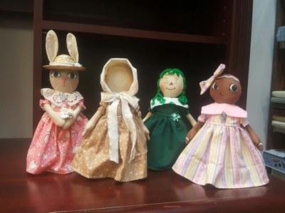 Elaine Clark's Doll Making Class