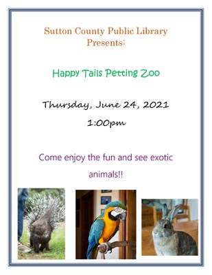 Happy Tails Petting Zoo